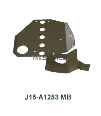 Skid plate MB