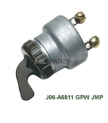Ignition switch, GPW lever