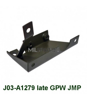 Air filter bracket, late GPW