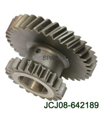 Gear, intermediate