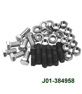Timing cover Eng stud kit