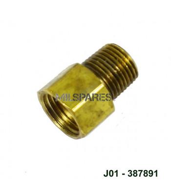 Pipe,adaptor oil filter