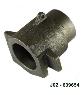 Clutch release bearing carrier