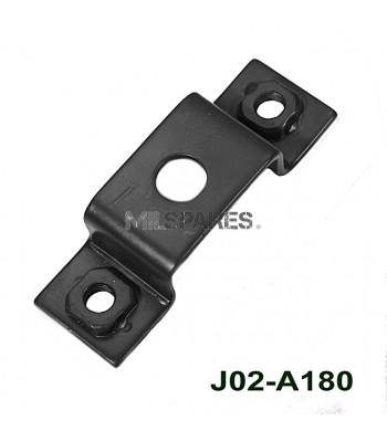 Clutch control frame bracket a