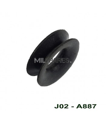 Clutch control tube, rubber