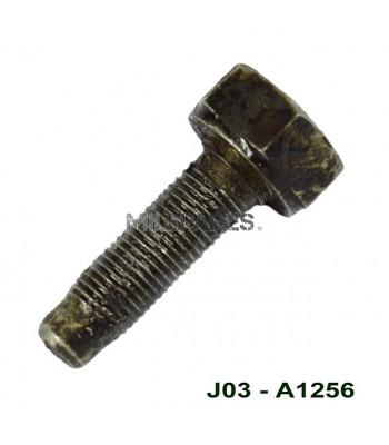 Fuel filter top bolt