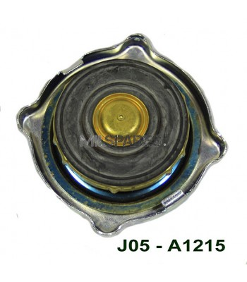 Radiator cap, 4 lb, replacemen