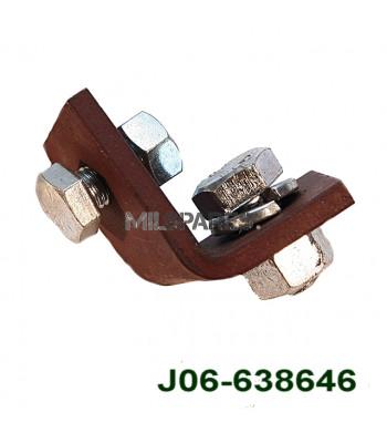 Starter motor support bracket