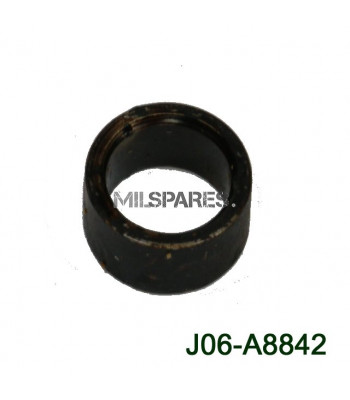 Spacer, generator pulley