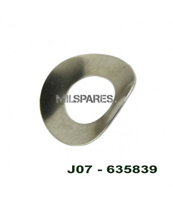 T84, shift plate spring washer