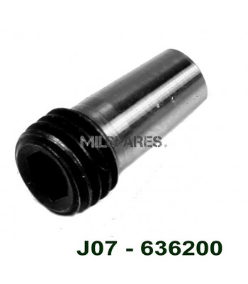 T84, shift fork lock screw
