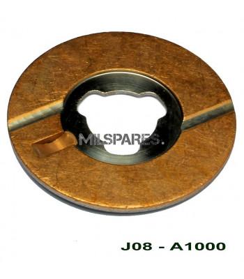 D18, intermediate shaft thrust