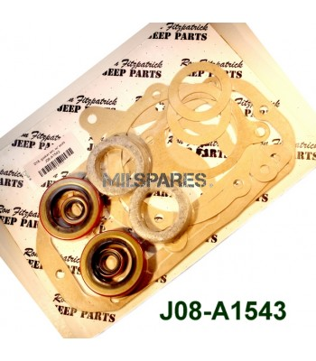 D18, gasket set, w/ seals