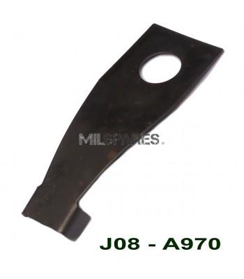 D18, shift lever spring