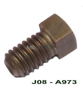 Screw, shift lever pin