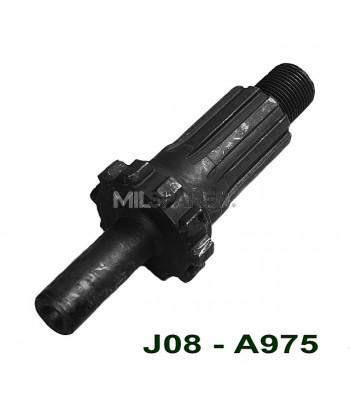 D18, shaft, output clutch