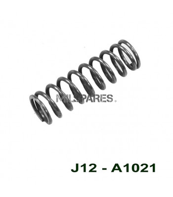 Spring, H'brake anchor bolt