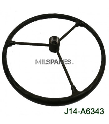 Steering wheel, Sheller, solid