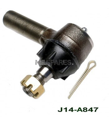 Tie rod end, left (2 req)