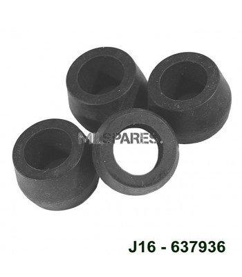 Bushing, Shock, 4 pack