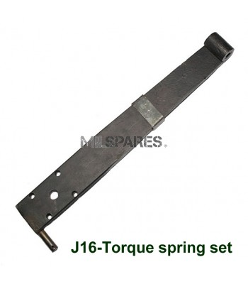 Torque reaction spring set