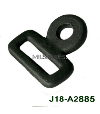 Cast door bracket