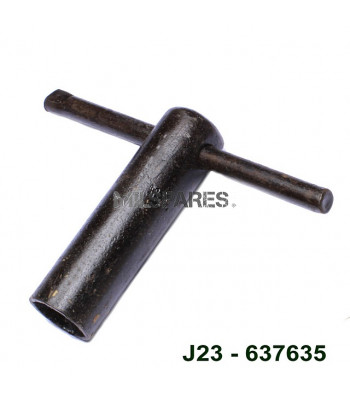 Spark plug wrench, tool