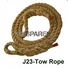 Rope, tow