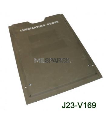 Lubrication guide pocket