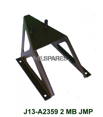 MB spare tyre carrier, 2 stud
